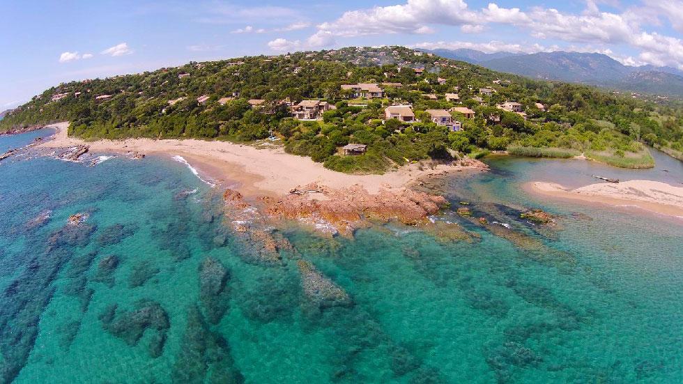 R sidence de vacances sainte lucie de porto vecchio - Residence de vacances rustique dorset ...
